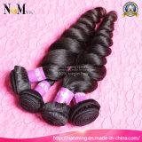 絶食の出荷のマレーシアの緩い巻き毛のKanekalonのブレードの毛(QB-MVRH-LW)