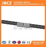 Accoppiatori del tondo per cemento armato del filetto affusolati acciaio standard di Dextra da 12-40mm