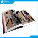 卸し売りカスタムオフセット印刷の服飾雑誌
