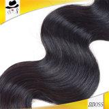 Trança peruana não processada de 100% na trança do Weave em pacotes do cabelo humano
