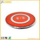 Telefone celular Qi Carregador sem fio de telefone móvel Almofada de carregamento sem fios