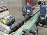 자동적인 플라스틱 병 레테르를 붙이는 기계