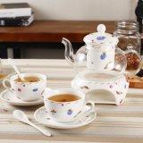 Cerâmica de louça de porcelana Café Chá Jantar de porcelana
