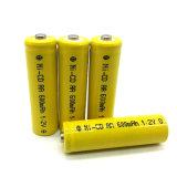 Meilleure promotion de la qualité AA Batterie rechargeable Ni-CD