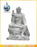 Pierre, figure religieuse Arhat Sculpture, statue de Luohan