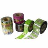 Custom печать ламинированные Нагрейте уплотнение из гибкого пластика продовольственной упаковки пленки