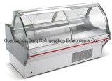 セリウムが付いている冷たいデリカテッセンのスーパーマーケット冷却装置