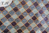 решетка ткани экстренный выпуск ткани и мебели софы жаккарда синеля
