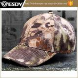 Esdyのカムフラージュの屋外のガラガラヘビの野球帽の砂漠Camo
