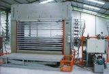 машина давления гидровлической переклейки ног 4X8 холодная для переклейки