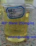 El RASGÓN semielaborado de los líquidos de la inyección intramuscular de Rippex 250mg/ml mezcla 250mg/ml