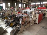 Linhas duplas T-shirt Saco Saco fazendo a máquina com o SGS Aprovação