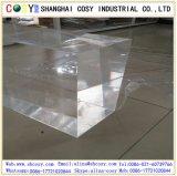 Le panneau acrylique transparent de la résistance de la corrosion 4X8FT/a moulé la feuille en plastique acrylique