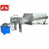 Circuit hydraulique en acier inoxydable de Noix de Coco Palm d'olive du filtre à huile de cuisson