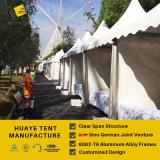 Высокий пик шатер партии Pagoda 6 x 6m напольный