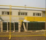 rete fissa provvisoria di sicurezza residenziale di evento della costruzione di 6FT*9.5FT Canada