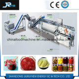 Factory Price Jalapeno Pepper Washer/Chilli Washing Machine Bubble Washing Machine