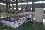 Ce одобрил машину маршрутизатора CNC 4 шагов деревянную работая