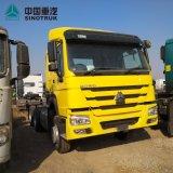 420HP Sinotruk HOWO 6*4에 의하여 사용되는 트랙터 트럭