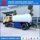 Heißes Gas-füllender Becken-LKW LPG-Bobtail LKW-mobiler Tankstelle-LKW des Verkaufs-10cbm