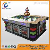 8 spelers die de Machine van het Videospelletje van de Arcade in het Centrum van het Vermaak vissen