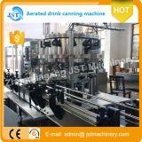 Línea de producción de llenado automático de lata de jugo