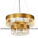 Lâmpada LED de cristal de aço (WHG-3041)