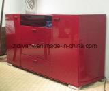 Italienisches Art-Ausgangshölzernes Glasverkaufsmöbel (SM-D36)