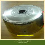 Het aangepaste Roestvrij staal Diepgetrokken Blad van het Metaal - het Stempelen Delen
