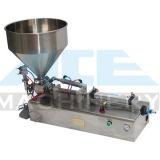 Los Jefes doble de alto volumen de agua semi-automático/botella/Líquido de la máquina de llenado de ponderación