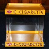Venda por grosso de cigarros electrónicos acrílico caixa de exibição