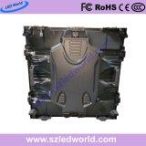 La lumière extérieure chaude P10 SMD3535 de la vente RVB amincissent l'écran de visualisation de panneau de DEL au Nigéria avec le Module de coulage sous pression de 640X640mm