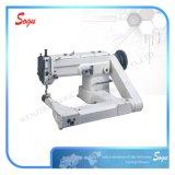 Machine à coudre en cuir industrielle de dépliement de zigzag de bras du graisseur Xs0062 automatique à grande vitesse