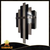 Indicatore luminoso moderno su ordine della parete dell'acciaio inossidabile della novità (KA10333)
