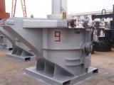 Cazo de hierro fundido para plantas de hierro y acero