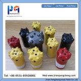 7 Grau Botão cônico de Bits para perfuração de rocha