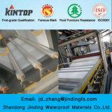 Мембрана PVC водоустойчивая с строительным материалом