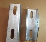 Customized en acier inoxydable Cadre Pièces avec Stamping, Se courber