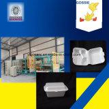 Espuma de EPS automática de contenedor de alimentos máquina de formación de vacío