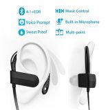 Oortelefoon de met meerdere balies van Bluetooth van de Sport met Diepe Bas en Glashelder beeft