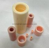 Guia do tubo do tubo Al2O3 cerâmico/material cerâmico do Zirconia para o fio