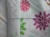 Напечатанная ткань фланели хлопка для одежды младенца одеяла младенца