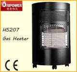 赤外線ガスストーブ、移動式寝室のヒーター