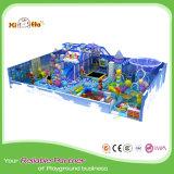 Спортивная площадка детсада темы океана пластичная крытая сделанная от материка Китая