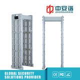 Camminata di controllo del sottopassaggio tramite i metal detectori livellati di resistenza di temperatura del metal detector 255