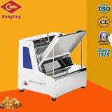 La venta caliente 37 Cuchillas eléctrico Pan / máquina de cortar 10 mm pan tostado rebanadora de precio barato