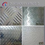 1/3/5 Bar Especificações da placa diamante de alumínio