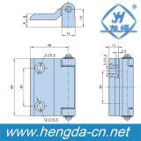 Dobradiça de Yh9424 Door&Window, liga do zinco dobradiça de porta de 180 graus