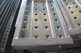 안전과 유연한 관통되는 강철 판자