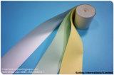 Rollo de papel de NCR 76x70mm 2 / 3 capas de telas